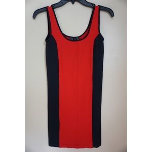 Fast & Furious red dress